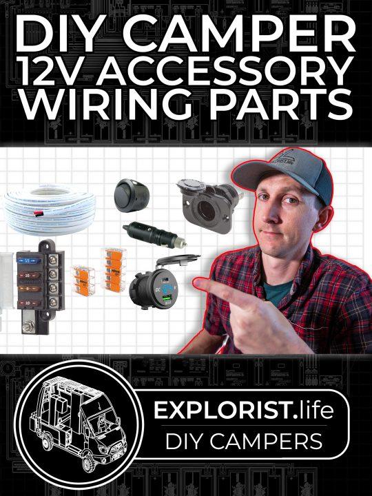 12V Camper Branch Circuits – Parts & Components