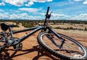 Beginner Mountain Biking in Moab Utah