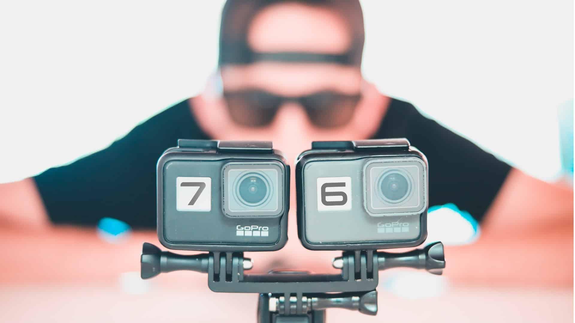 GoPro HERO 7 vs HERO 6 Stabilization Comparison