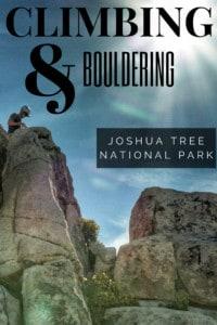 Beginner Climbs in Joshua Tree National Park