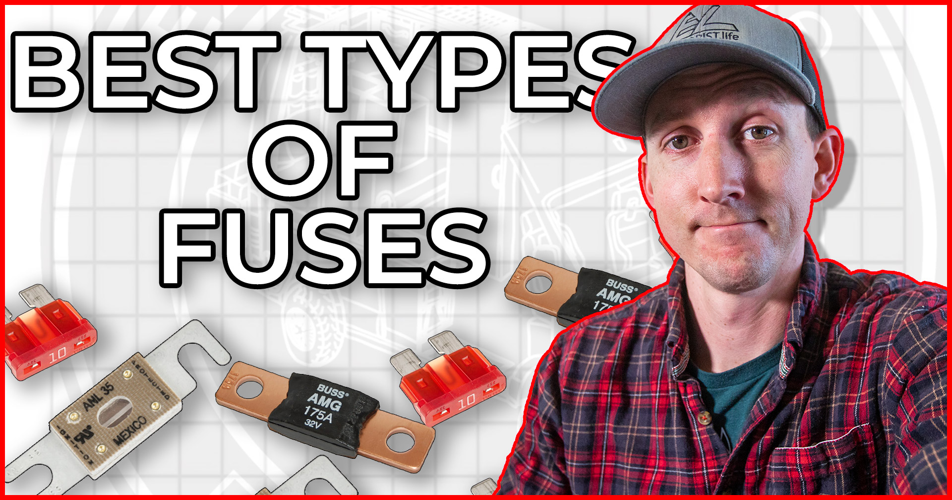 Best Fuses & Fuse Holders for a DIY Camper Electrical Install