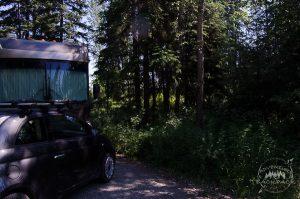 Boondocking in Fairbanks