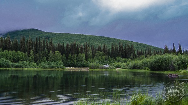 Boondocking Fairbanks