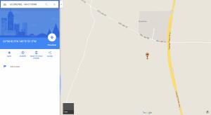 Boondocking Near Denali