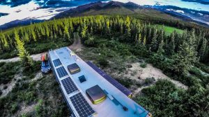 Free camping near Denali National Park
