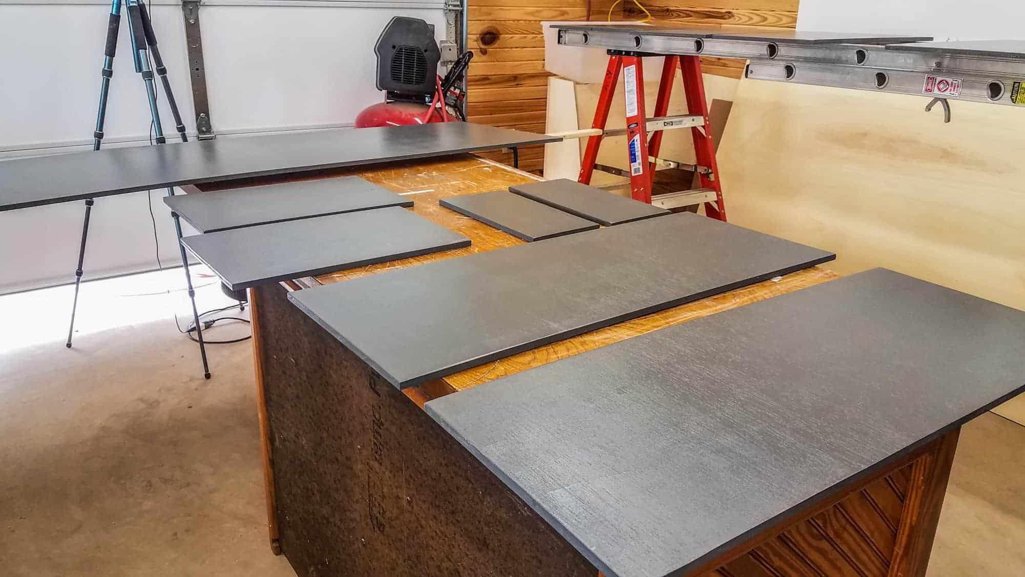 Building Camper Cabinets-8