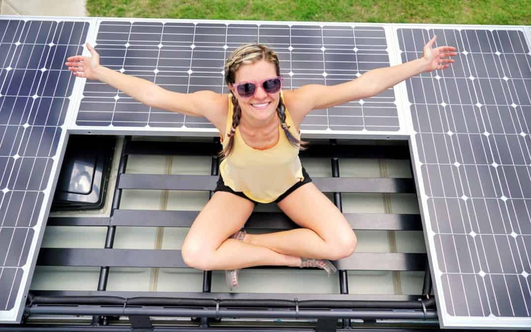 Camper Solar Setup Tutorial