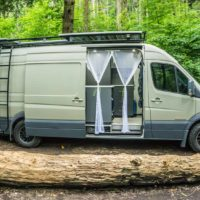 Van Tour of Our Complete DIY Campervan Conversion