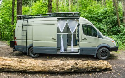 Van Tour | DIY Sprinter Camper Van Conversion