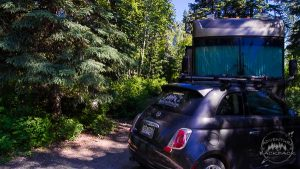 Chena River State Recreation Area was a gorgeous place to camp for a few nights!