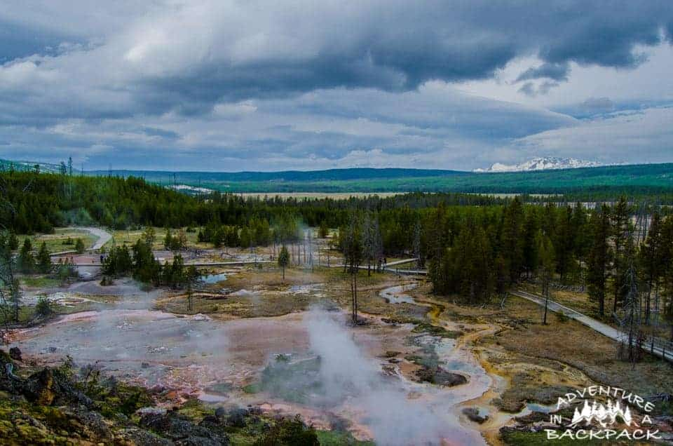 Things to See in Yellowstone National Park in One Day