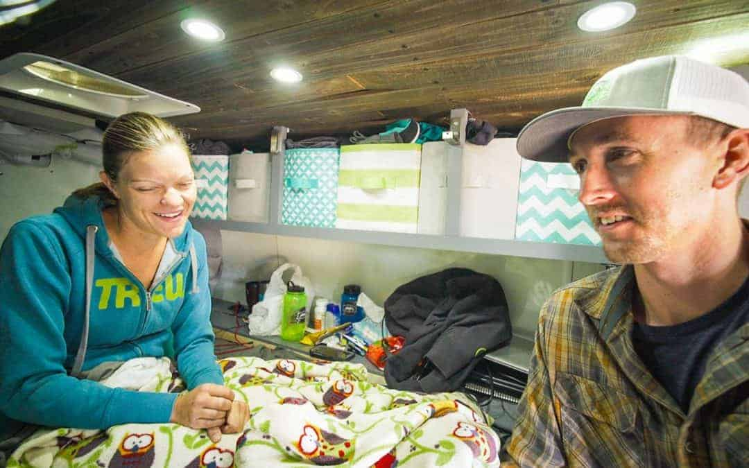 Getting Sick in 80 Square Feet