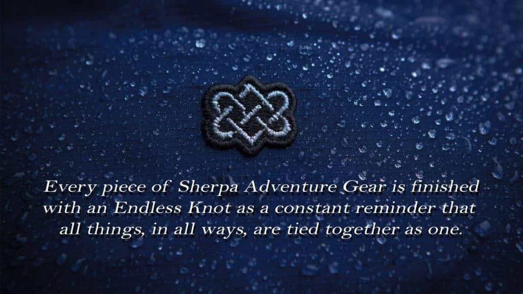 Sherpa Adventure Gear Endless Knot
