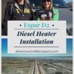 Espar D2 Diesel Heater Installation