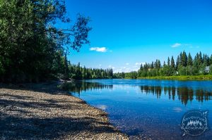 Paddling Fairbanks