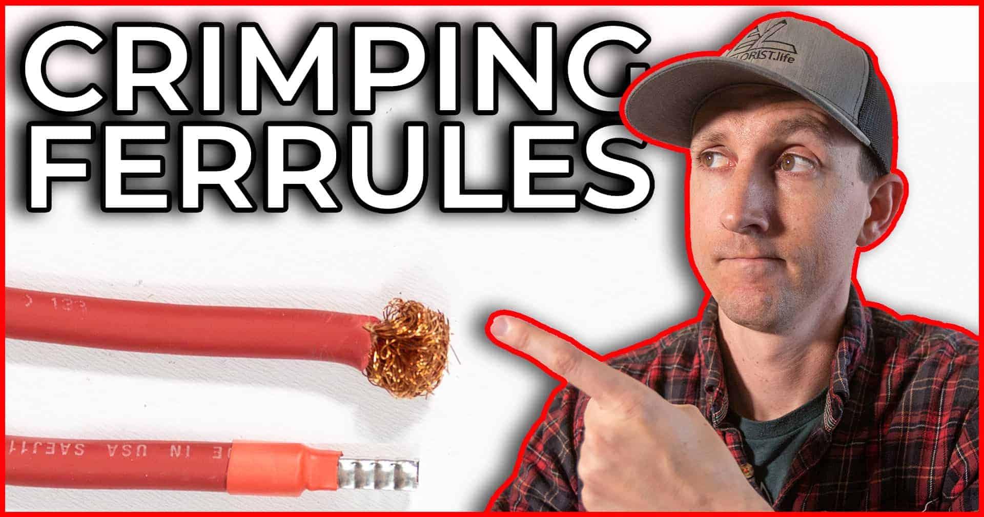 How To Crimp A Wire Ferrule