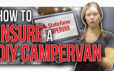 How to Get Insurance on a DIY Camper Van