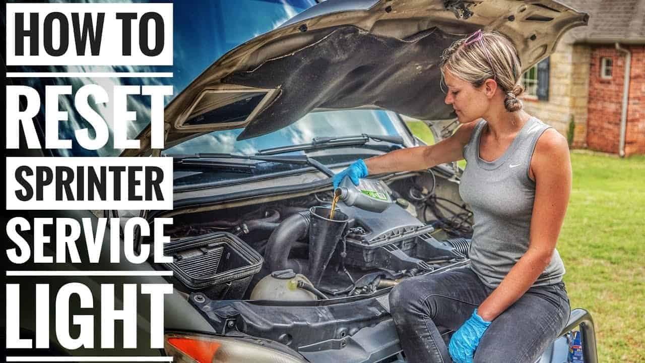 How to Reset Service Light on a Sprinter