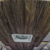 How to Build a Ceiling in a DIY Camper Van Conversion
