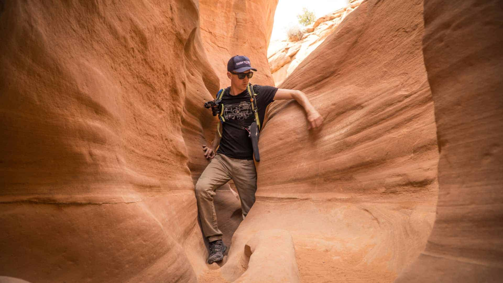 Peek-a-Boo and Spooky Slot Canyons