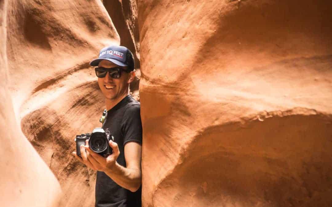 Detour: Peek-a-Boo and Spooky Slot Canyons Escalante