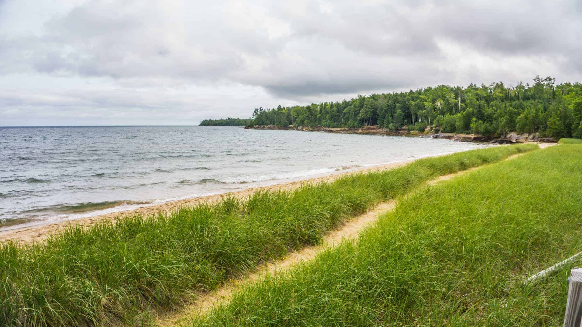 Pictured Rocks National Lakeshore-3
