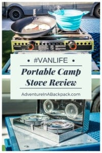 Dometic Origo 3000 Camper Van Alcohol Stove Review