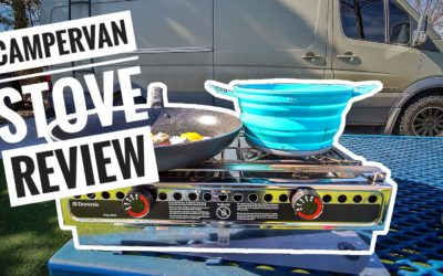 Portable Campervan Stove Review