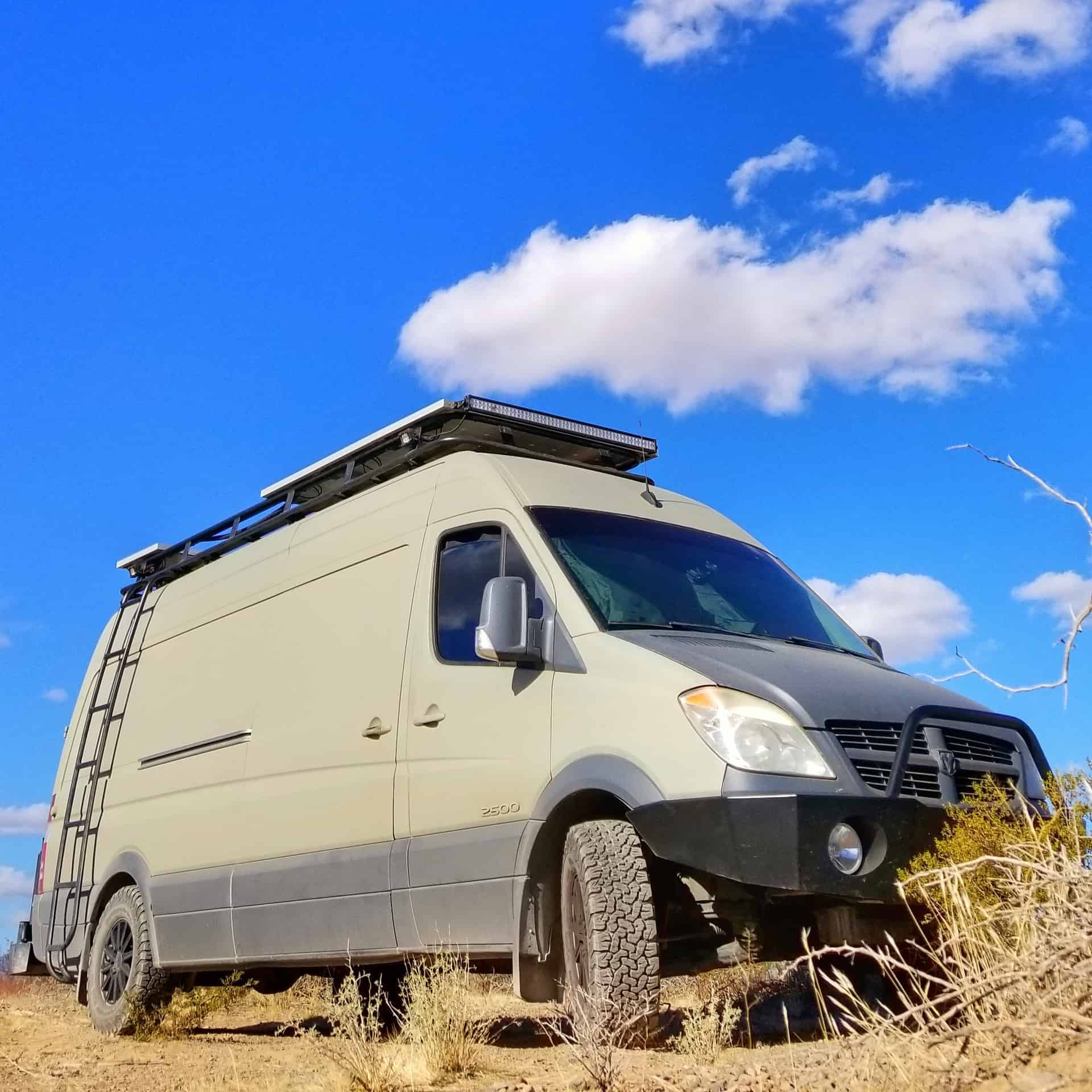 Red Rock Canyon Campsite