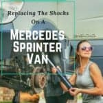 Mercedes Sprinter Shocks Replacement