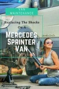 Mercedes Sprinter Shocks Replacement
