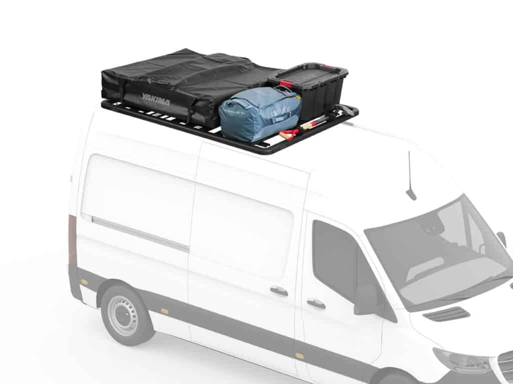Sprinter Roof Rack >> Sprinter Camper Van Roof Rack Options – EXPLORIST.life