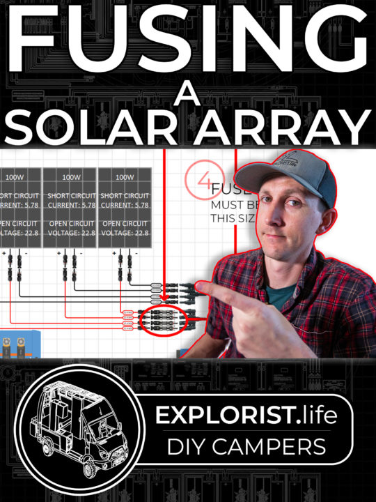 How/When to Fuse a Solar Panel Array