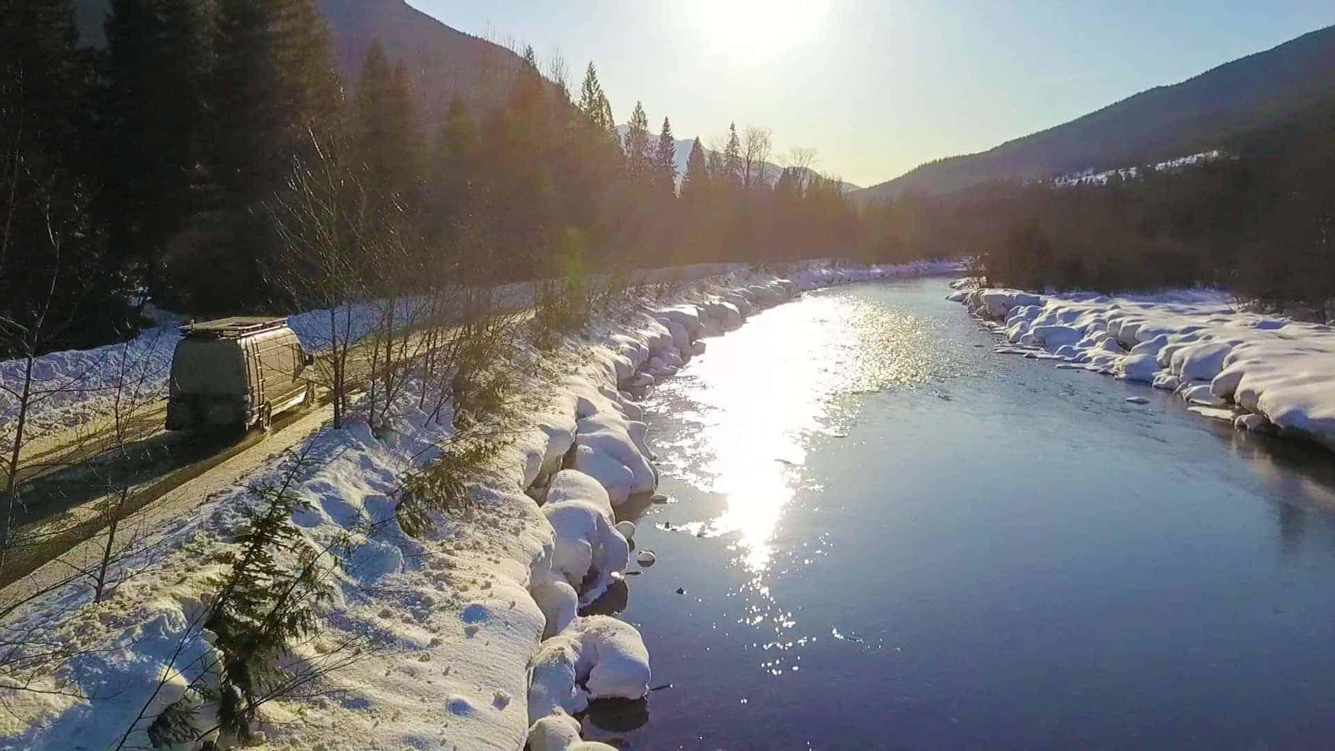 Winter Van Life Revelstoke-2