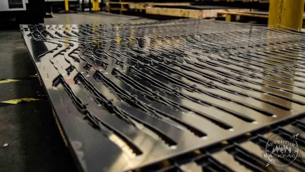 Lean Manufacturing Cascade Designs
