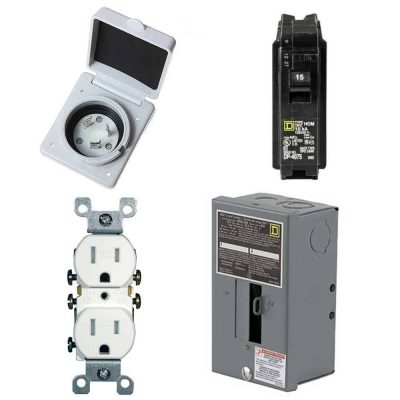 AC Wiring Accessories