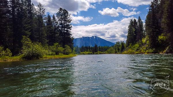 Best Kayaking in Glacier National Park
