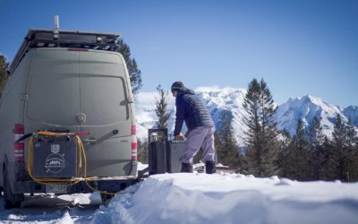 RV Parks & Campgrounds near Ski Resorts